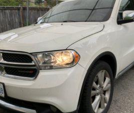 2011 DODGE DURANGO 5.7 HEMI | CARS & TRUCKS | LONDON | KIJIJI