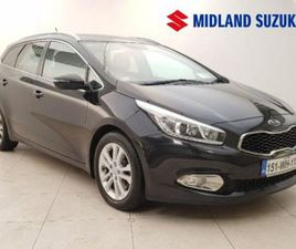 KIA CEED CEE D SW 1.6 EX 5DR FOR SALE IN WESTMEATH FOR €11,950 ON DONEDEAL