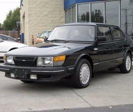 USED 1985 SAAB 900 TURBO