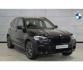 BMW X3 G01 X3 XDRIVE30E M SPORT XB1 2.0I