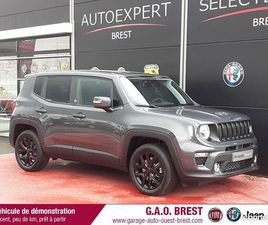 JEEP RENEGADE 1.3 GSE T4 190CH 4XE BROOKLYN EDITION AT6 MY21