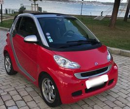 SMART FORTWO CABRIOLET II 71CV MHD PASSION SOFTOUCH