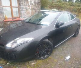 09 RENAULT LAGUNA 3.0 DCI V6 235BHP COUPE FOR SALE IN CORK FOR €3,750 ON DONEDEAL