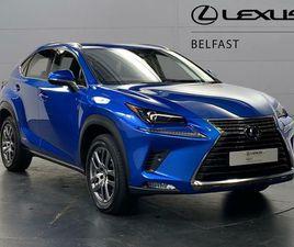 2020 LEXUS NX 300H 2.5 NX 4WD (PREMIUM SPORT EDITION) - £33,899
