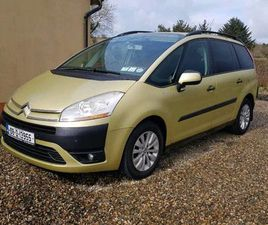 CITROEN C4 PICASO FOR SALE IN CLARE FOR €1,700 ON DONEDEAL