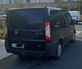 FIAT SCUDO FOR SALE IN KILKENNY FOR €7,500 ON DONEDEAL