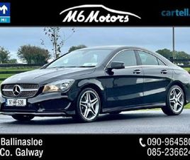 MERCEDES-BENZ CLA-CLASS CLA220 CDI AMG SPORT AUTO FOR SALE IN GALWAY FOR €23,750 ON DONEDE