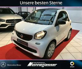 SMART SMART EQ FORTWO*ELECTRIC DRIVE*NAVI*22KW-LADER*