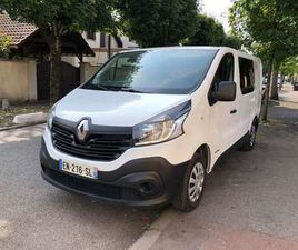 TRAFIC 6PLACES 2.0 DCI - 120CV FOURGON