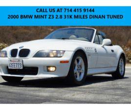 2000 BMW Z3 32K MILES BMW Z3 2.8 DINAN TUNED M PACKAGE