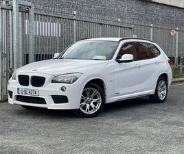 BMW X1 M SPORT 1.8D XDRIVE FOR SALE IN DUBLIN FOR €12,900 ON DONEDEAL