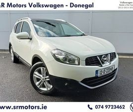 NISSAN QASHQAI +2 QASHQAI 1.6 DSL 2 SVE 4WD 4DR FOR SALE IN DONEGAL FOR €9,995 ON DONEDEAL