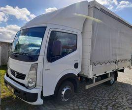 RENAULT MAXITY 130DXI A GASÓLEO NA AUTO COMPRA E VENDA