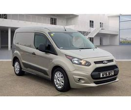 2016 FORD TRANSIT CONNECT 1.0 L1 TREND (100PS)(EU6)