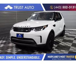 USED 2018 LAND ROVER DISCOVERY SE