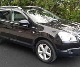 2011 NISSAN QASHQAI +2 FOR SALE IN CLARE FOR €5,500 ON DONEDEAL