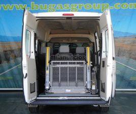 PEUGEOT - BOXER 2.2 HDI 130 CV L2 H2 ADAPTADO A PMR