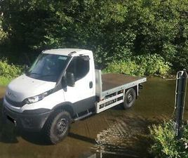 IVECO DAILY 55S18 WX 4X4 SWB