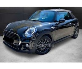 III CABRIOLET 1.5 COOPER 136 FINITION RED HOT CHILI BVA6