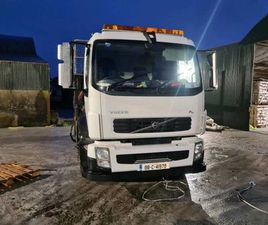 VOLVO TIPPER WITH CRANE FOR SALE IN TIPPERARY FOR €12,000 ON DONEDEAL
