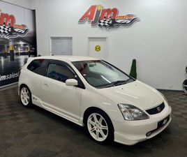 2001 HONDA CIVIC TYPE R EP3 CHAMPIONSHIP WHITE FOR SALE IN TYRONE FOR £10,750 ON DONEDEAL