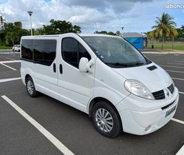 RENAULT TRAFIC 9 PLACES