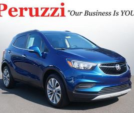 BLUE COLOR 2019 BUICK ENCORE PREFERRED FOR SALE IN FAIRLESS HILLS, PA 19030. VIN IS KL4CJA
