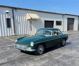 FOR SALE: 1980 MG MGB IN MANITOWOC, WISCONSIN