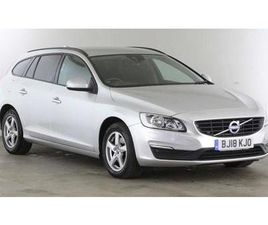 VOLVO V60 D2 120BHP BUSINESS EDITION AUTOMATIC (WINTER PACK+REAR PARK ASSIST) ESTATE DIESE