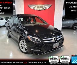 USED 2016 MERCEDES-BENZ B-CLASS