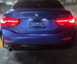 BMW SERIE 1 118I M SPORT SEDÁN