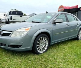 BLUE COLOR 2008 SATURN AURA XR FOR SALE IN ABERDEEN, MD 21001. VIN IS 1G8ZV577X8F168935. M