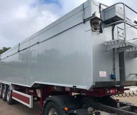 FREUHAUF BULK TIPPING TRAILER FOR SALE IN DOWN FOR £29,500 ON DONEDEAL