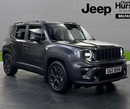 JEEP RENEGADE 1.0 T3 GSE 80TH ANNIVERSARY 5DR