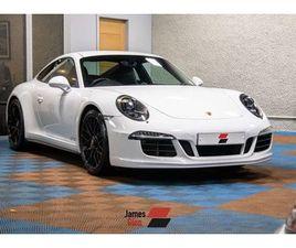 PORSCHE 911 3.8 CARRERA GTS PDK 2D 430 BHP WE;RE ON FB MESSENGER !