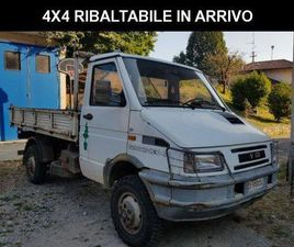 IVECO DAILY 40.10 W 2.5 TD PC 4X4 IN ARRIVO - USATA