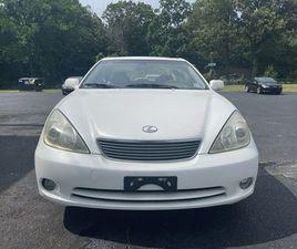 WHITE COLOR 2005 LEXUS ES 330 FOR SALE IN BURLINGTON, NJ 08016. VIN IS JTHBA30GX55120109.