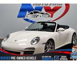 USED 2009 PORSCHE 911 CARRERA 4S
