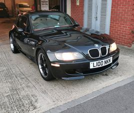 BMW Z3M COUPE 3.2 S50 MANUAL 2000 MUST SEE!!!!