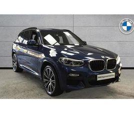 BMW X3 G01 X3 XDRIVE20D M SPORT ZA B47 2.0D TU