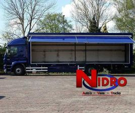 IVECO 1902S STRALIS SALES - VERKAUF - TRUCK FLOWERS AND PLAN