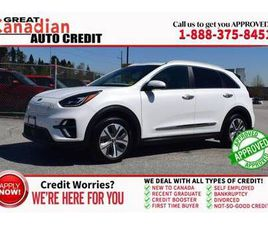 2019 KIA NIRO EV SX TOURING - FULLY ELECTRIC! - GET APPROVED TODAY!