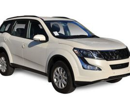 MAHINDRA XUV500 2.2 FWD (4X2) W8 - 7 PLAZAS 103KW (140CV)