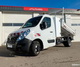 RENAULT MASTER CCB – L3 2.3 DCI 165CH – ENERGY GRAND CONFORT