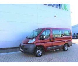PEUGEOT BOXER WHEEL CHAIR ACCESSIBLE 333 L1H1 HDI