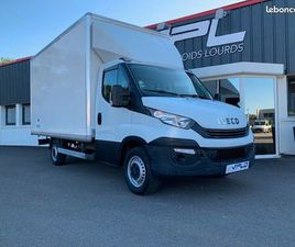 IVECO DAILY CCB 35S16 EMPATTEMENT 3750 2.3L 160CH CAISSE 20M3 EURO 6