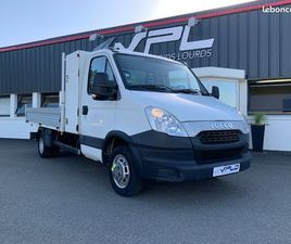 IVECO DAILY CCB – 35C15 EMPATTEMENT 4100 PLATEAU