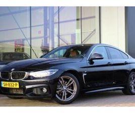 BMW 4-SERIE GRAN COUPÉ 420D HIGH EXECUTIVE   M-SPORTPAKKET   HUD   190PK UIT 09-04-2018 AA