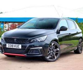 PEUGEOT 308 1.6 THP 270 GTI BY PEUGEOTSPORT 5DR
