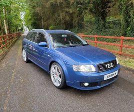 2004 AUDI A4 AVANT 2.5 TDI V6 QUATTRO